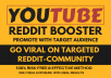 Do Viral YouTube Video Promotion On REDDIT