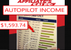 teach clickbank 1000 USD a week on autopilot superaffiliate method