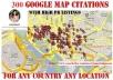 300 Google Map Citations With High DA PA Citation local Aaa SEO Listing