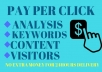 Do PPC Keyword Research