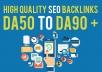 I Make 15 Article Submission High DA90 Manual Seo Backlinks