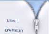Ultimate CPA Mastery Instant Download,300$ a day Teaching you how to increase CPA leads