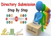 Directory post for your business manually on 30 High PR Website
