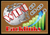 Submit Your site 500 Contextual Wiki Backlinks