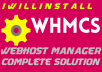 I will install WHMCS, setup, configure for you