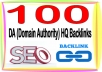 Submit you 100 HQ PR Panda safe Contextual & Unique DA (Domain Authority) backlinks