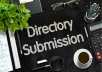 Manually Create 50 Do Follow Directory Submission Backlinks For Your Website