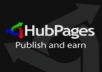 write-original-and-media-rich-Hubpage-for-35