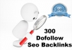 make 300 dofollow blog comments on actual page low obl high da20+ pa 15+