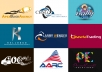 Create a Killer, Creative, Unique and Professional Web OR Vector Logo Design for Business, Company