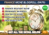 Put Your Link On DA51X7 Finance site permanent Blogroll