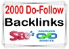 Boost Site Alexa Rank with 2000+ Do-follow backlinks