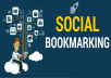 300 High Quality Social Bookmarking Backlinks Service