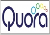 Promote your website by 15 HQ Quora Answers backlink Guarantee
