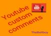 Custom Service For Regular Clients