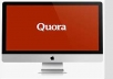 promote your website and build  10 quora backlinks