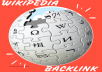 Powerful SEO 2019 Wikipedia Backlink for Help your website to Search Engine Promotion