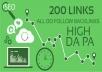 I Will Do 200 High Pa Da Blog Comments dofollow Backlinks Manually work