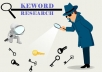 Advanced Keyword Research And Analysis
