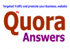 I have boost your Business website with 25 uniqe Quora Answer