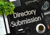 15 High Quality Directory Submission backlinks