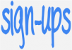 signups for affiliate link