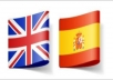 Translation From Both English to Spanish Words-700