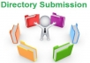 500 DIRECTORY SUBMISSION WITHIN 24 hrs