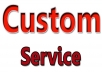 Give You Any Custom Offer With Super Discount