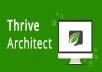 Install Thrive Architect, Themes, Plugins Lifetime Updatable