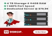 Provide Windows Vps With Rdp Access for Forex Trading