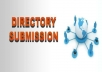 Manually Do 30 Directory Submission For Your Website Rankings