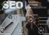 Create 120 Authority Backlinks For Seo