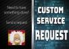 Custom Order - Do not order