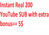 instant YouTube video promotion and social media marketing