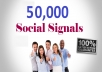 add 50,000 pinterest social signals from high authority social media sites