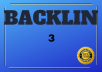 10 Homepage Pbn Backlinks High PBN +5,000 Tier2 High Quality Backlinks