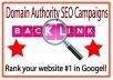 Domain Authority Link Pyramids-- 50 PR9 - DA (Domain Authority) 70+-400 .edu Backlinks