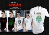 1300+ Editable PSD T-Shirt Designs ready to print