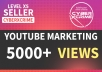Video Promotion With 5000 Views
