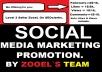 RUN A SOCIAL MEDIA MARKETING PROMOTION