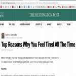 Guest Post on Huffington Post