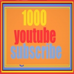 Promote Youtube With 1000+ Subsribers + 4500 Views non dropped