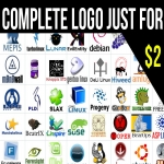 Create one Simple Logo Very Quick