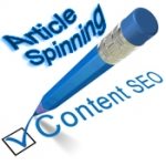 Get 100+ articles from one keyword using our top quality advanced article spinning service