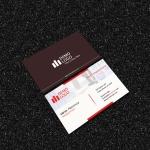 Smart Unique Business Card Design