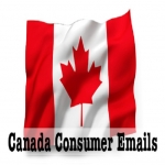 Canadian Consumers Email List 573K -2016 fresh updated