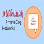 100 DoFollow Live Links Private Blog Network SEO Services