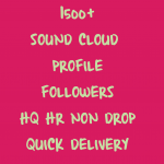 Add more than 1500+ HQ & non drop sound track lover immediately