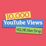 Get 10,000 High Quality You Tube V iews